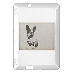 French Bulldog Art Kindle Fire HDX Hardshell Case