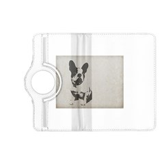 French Bulldog Art Kindle Fire HD (2013) Flip 360 Case