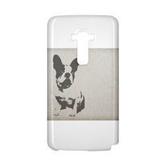 French Bulldog Art LG G Flex D958 Hardshell Case