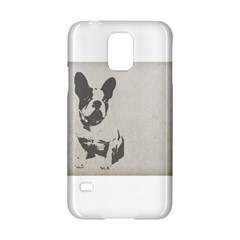 French Bulldog Art Samsung Galaxy S5 Hardshell Case