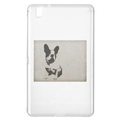 French Bulldog Art Samsung Galaxy Tab Pro 8.4 Hardshell Case