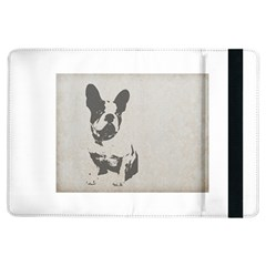 French Bulldog Art Apple iPad Air Flip Case