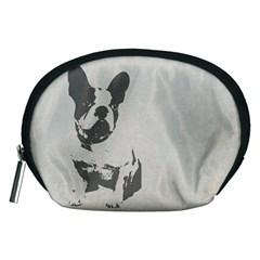 French Bulldog Art Accessory Pouch (Medium)