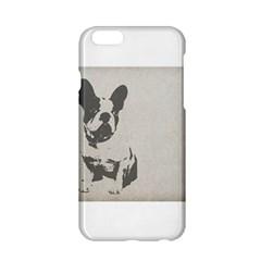 French Bulldog Art Apple iPhone 6 Hardshell Case