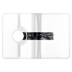 Keeshond Eyes Kindle Fire HDX Flip 360 Case