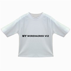 I Love My Wirehaired Vizsla Baby T-shirt