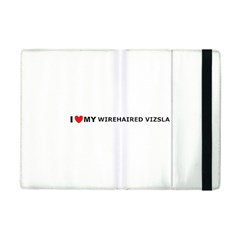 I Love My Wirehaired Vizsla Apple iPad Mini 2 Flip Case