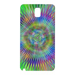 Hypnotic Star Burst Fractal Samsung Galaxy Note 3 N9005 Hardshell Back Case