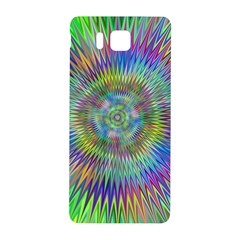 Hypnotic Star Burst Fractal Samsung Galaxy Alpha Hardshell Back Case