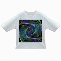 Psychedelic Spiral Baby T-shirt