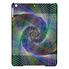 Psychedelic Spiral Apple iPad Air Hardshell Case