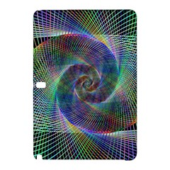 Psychedelic Spiral Samsung Galaxy Tab Pro 10.1 Hardshell Case