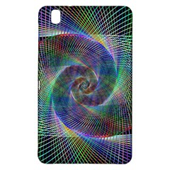 Psychedelic Spiral Samsung Galaxy Tab Pro 8 4 Hardshell Case