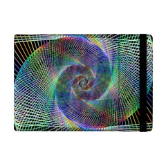 Psychedelic Spiral Apple iPad Mini 2 Flip Case