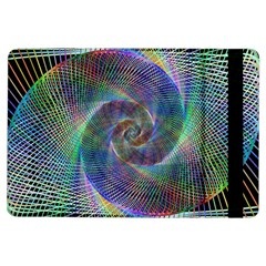 Psychedelic Spiral Apple iPad Air Flip Case
