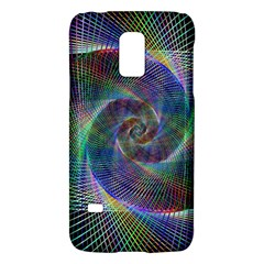 Psychedelic Spiral Samsung Galaxy S5 Mini Hardshell Case