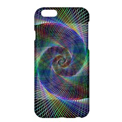 Psychedelic Spiral Apple iPhone 6 Plus Hardshell Case