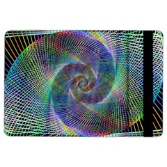 Psychedelic Spiral Apple iPad Air 2 Flip Case