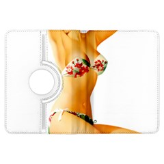 Sexy Bikini Pinup Kindle Fire HDX Flip 360 Case