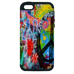 The Sixties Apple Iphone 5 Hardshell Case (pc+silicone)