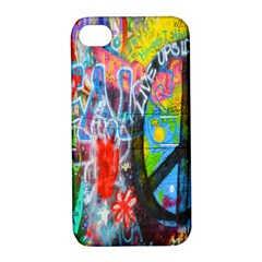 The Sixties Apple Iphone 4/4s Hardshell Case With Stand