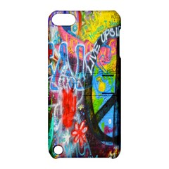 The Sixties Apple Ipod Touch 5 Hardshell Case With Stand