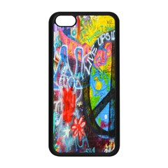 The Sixties Apple iPhone 5C Seamless Case (Black)