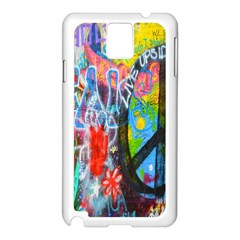 The Sixties Samsung Galaxy Note 3 N9005 Case (White)