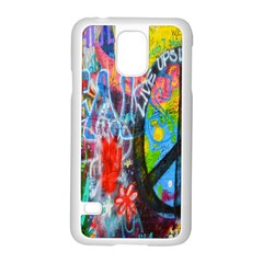 The Sixties Samsung Galaxy S5 Case (White)