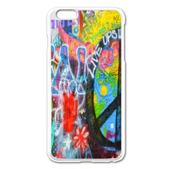 The Sixties Apple iPhone 6 Plus Enamel White Case