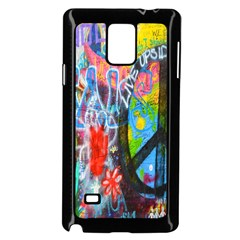 The Sixties Samsung Galaxy Note 4 Case (black)