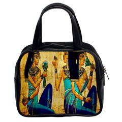 Egyptian Queens Classic Handbag (two Sides)