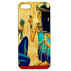 Egyptian Queens Apple Iphone 5 Hardshell Case With Stand
