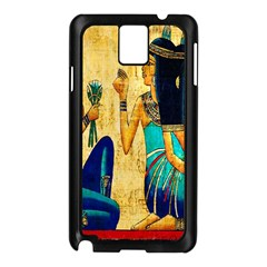 Egyptian Queens Samsung Galaxy Note 3 N9005 Case (black)