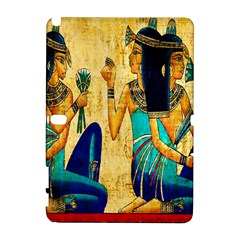 Egyptian Queens Samsung Galaxy Note 10 1 (p600) Hardshell Case