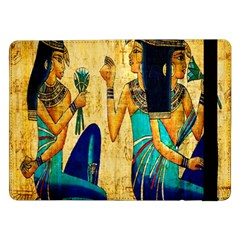 Egyptian Queens Samsung Galaxy Tab Pro 12 2  Flip Case