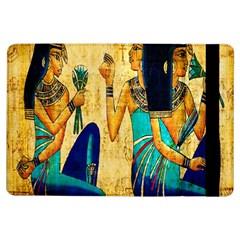Egyptian Queens Apple Ipad Air Flip Case