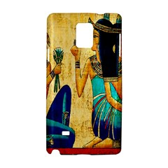 Egyptian Queens Samsung Galaxy Note 4 Hardshell Case