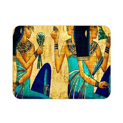 Egyptian Queens Double Sided Flano Blanket (Mini)