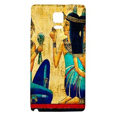 Egyptian Queens Samsung Note 4 Hardshell Back Case