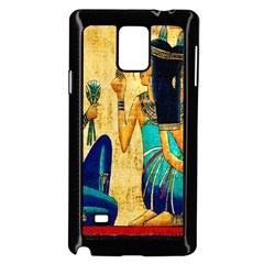 Egyptian Queens Samsung Galaxy Note 4 Case (Black)