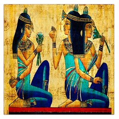 Egyptian Queens Large Satin Scarf (square)