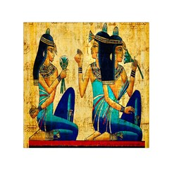 Egyptian Queens Small Satin Scarf (square)