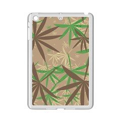Leaves Apple iPad Mini 2 Case (White)