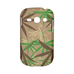 Leaves Samsung Galaxy S6810 Hardshell Case