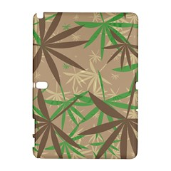 Leaves Samsung Galaxy Note 10.1 (P600) Hardshell Case