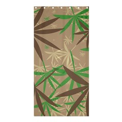 Leaves 	Shower Curtain 36  x 72
