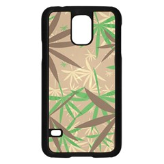 Leaves 	samsung Galaxy S5 Case