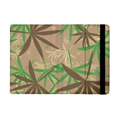 Leaves 	Apple iPad Mini 2 Flip Case