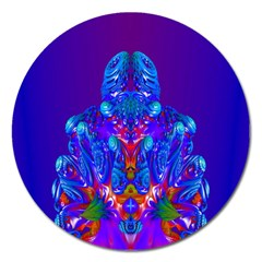 Insect Magnet 5  (round)
